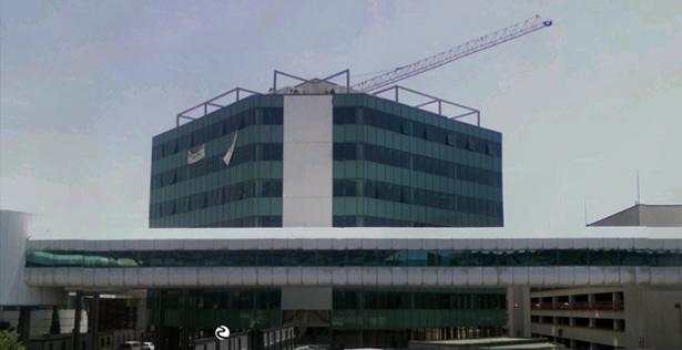 Aeroporto Internazionale di Fiumicino - Palazzina Uffici