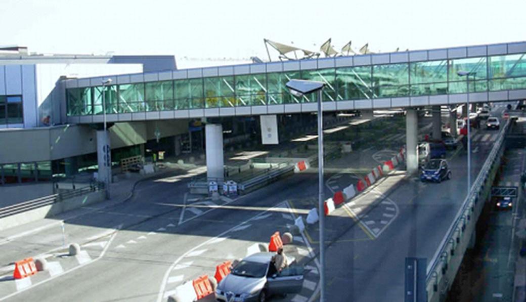 Aeroporto Torino : Aeroporto di torino caselle adeguamento per le olimpiadi