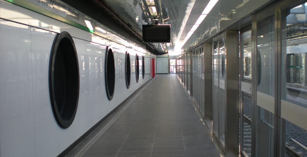 Metro C - Pantano - Roma