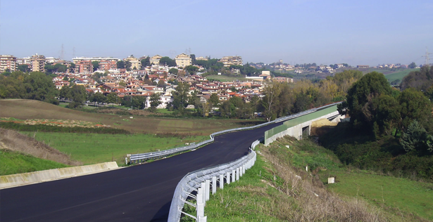 Via Nomentana - Roma